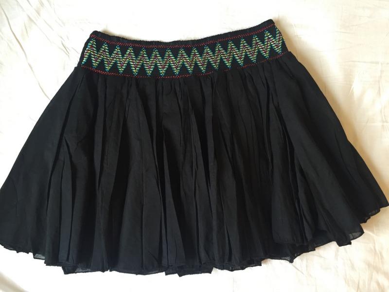hunkemøller nederdel