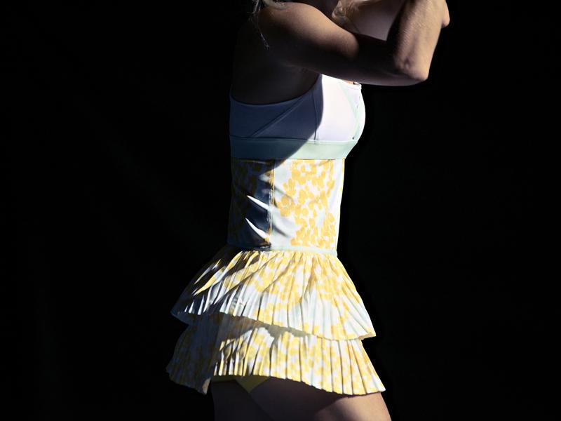 tenniskjole