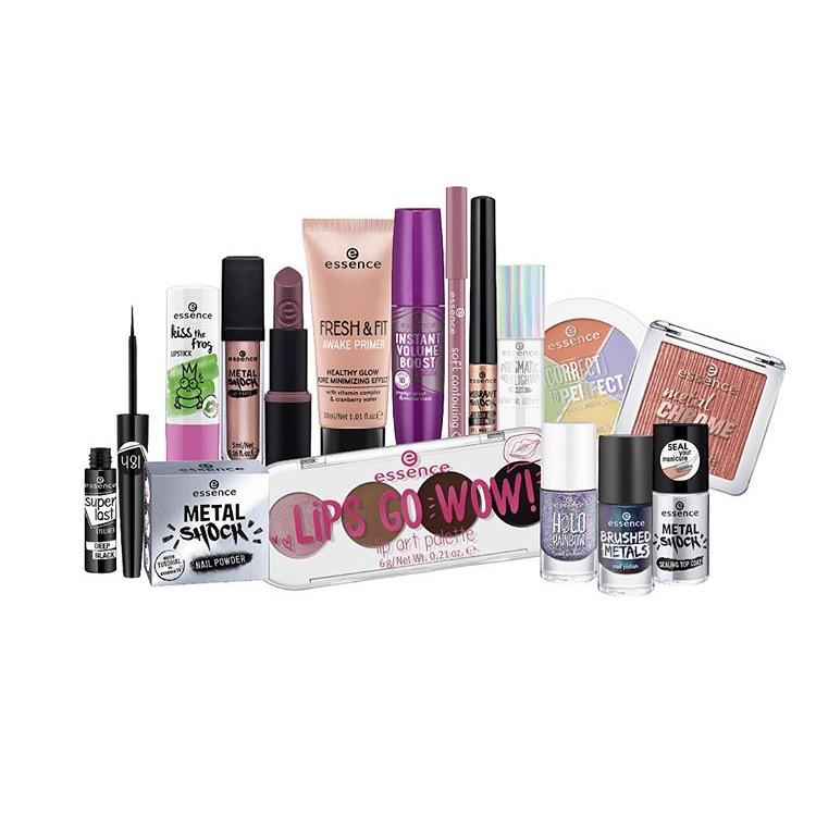 Essence makeup 2