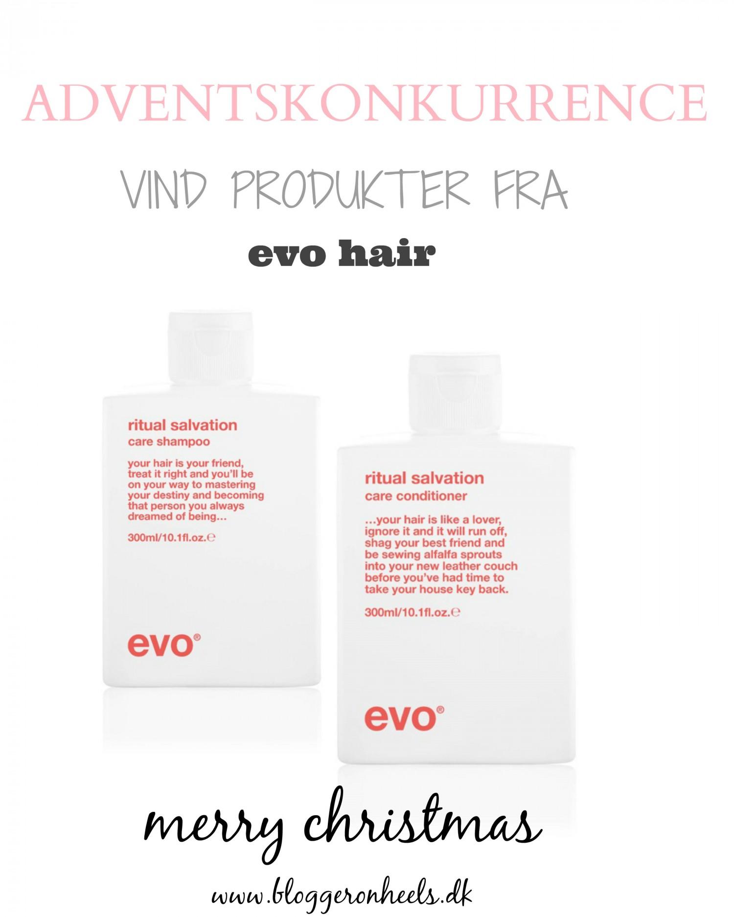 1.advent evo hair