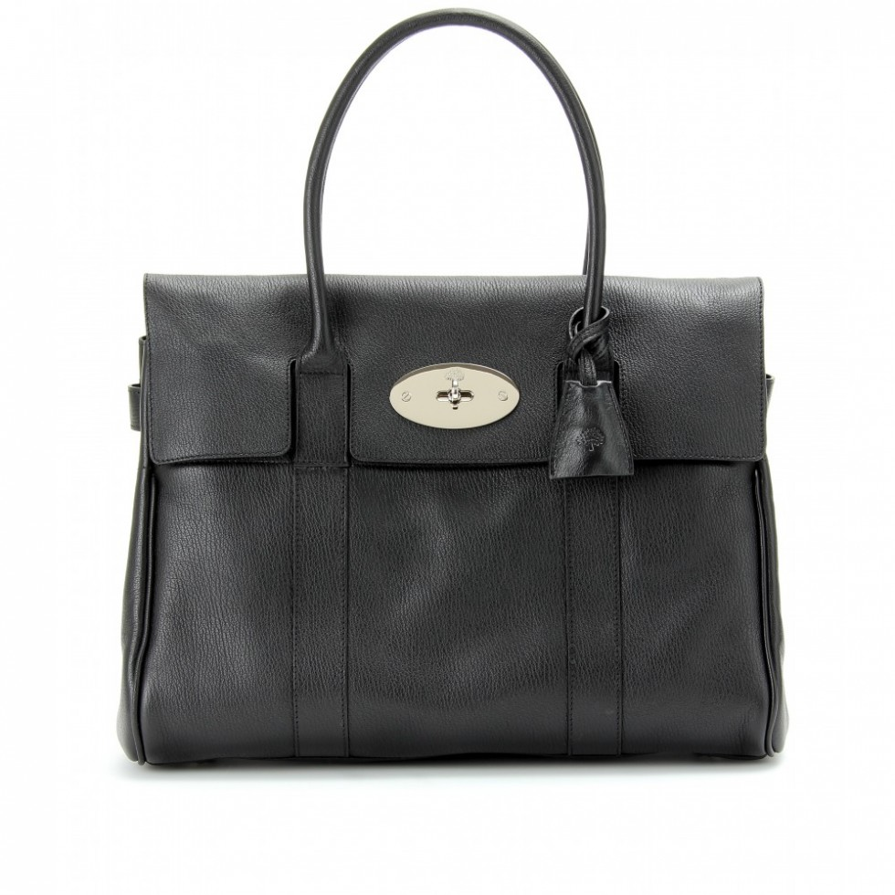 Mulberry -BAYSWATER-LEATHER-TOTE-