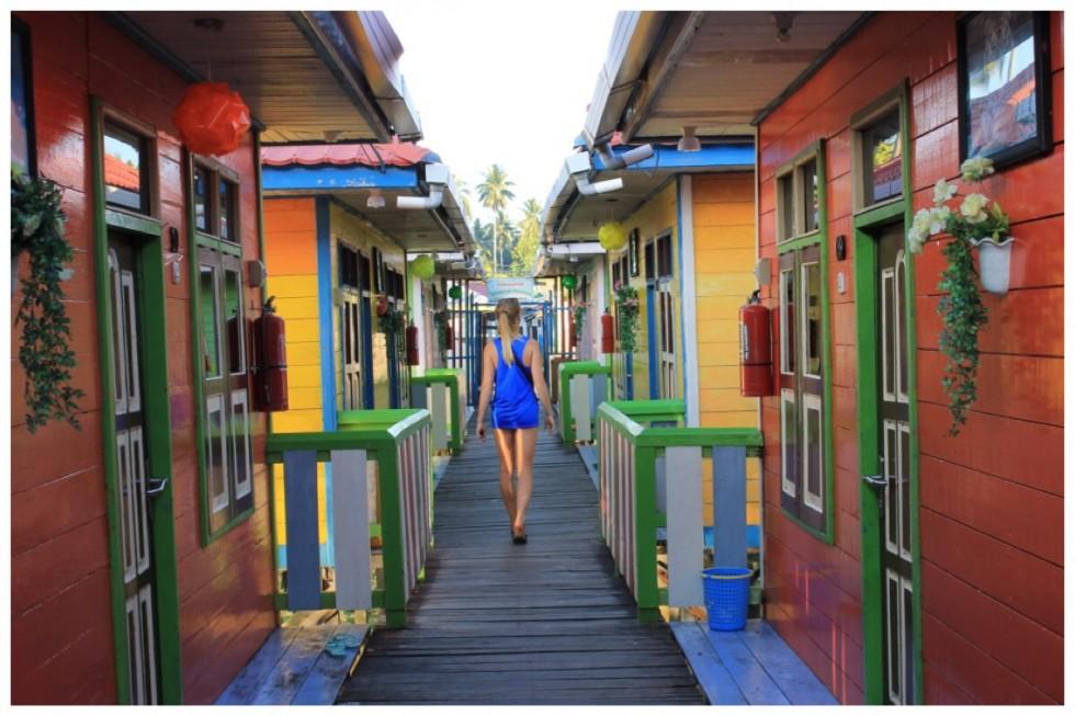 Derawan Island, Indonesien