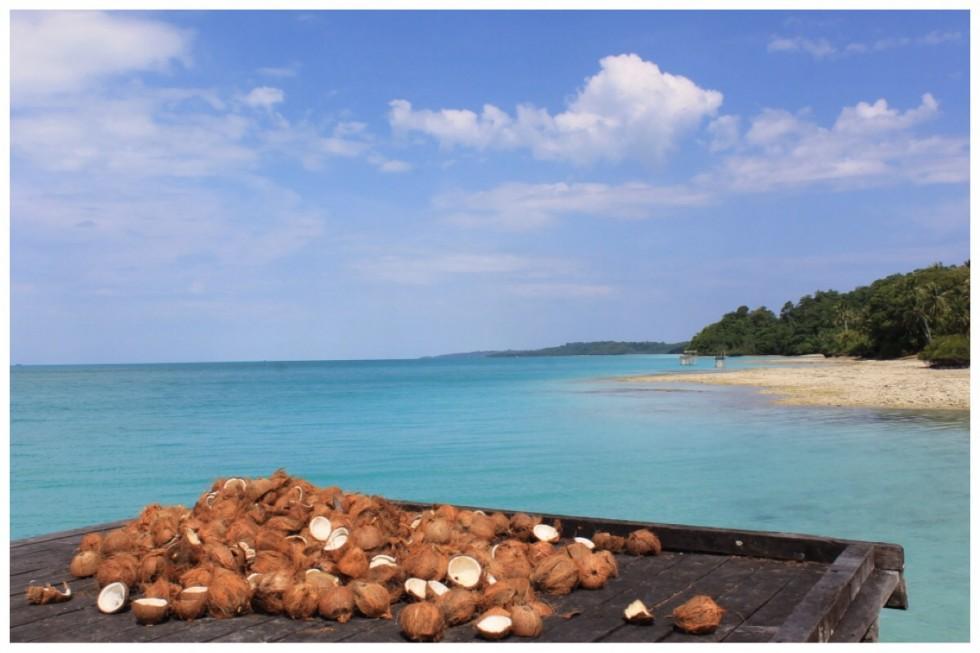 Maratua Island, Indonesien