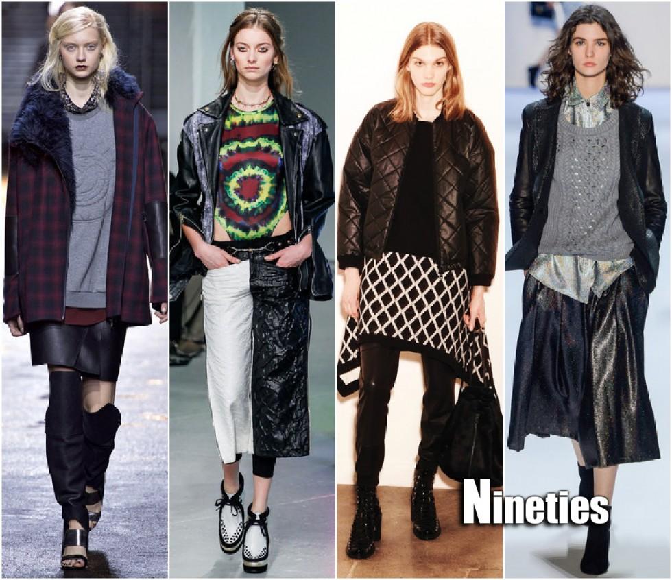 Nineties-Trend