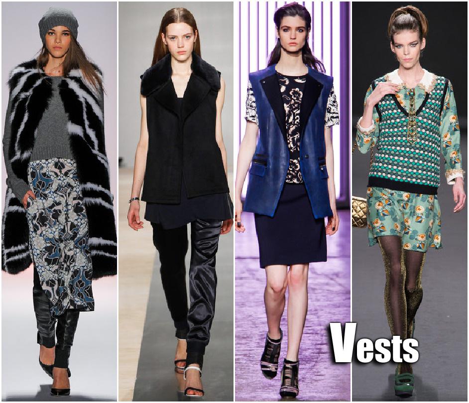 Vest-Trend