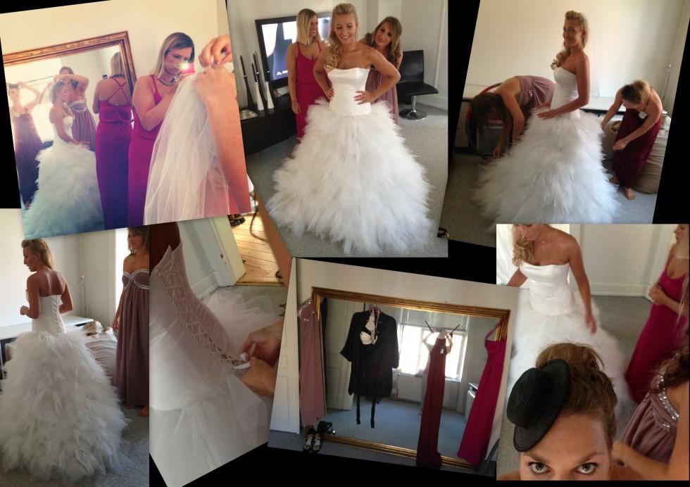 Stephs' & Niki's bryllup 7-9-13