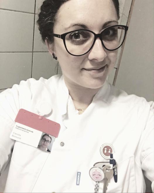 camilla-sygeplejestudrende