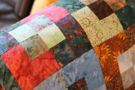 Balistoffer har en masse mønstre og farver og skinner på en helt speciel måde.