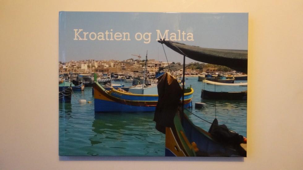 Kroatien og Malta, to gode ferier, vi var på her i sommers - først med min svigerfamilie, og dernæst alene med min kæreste.