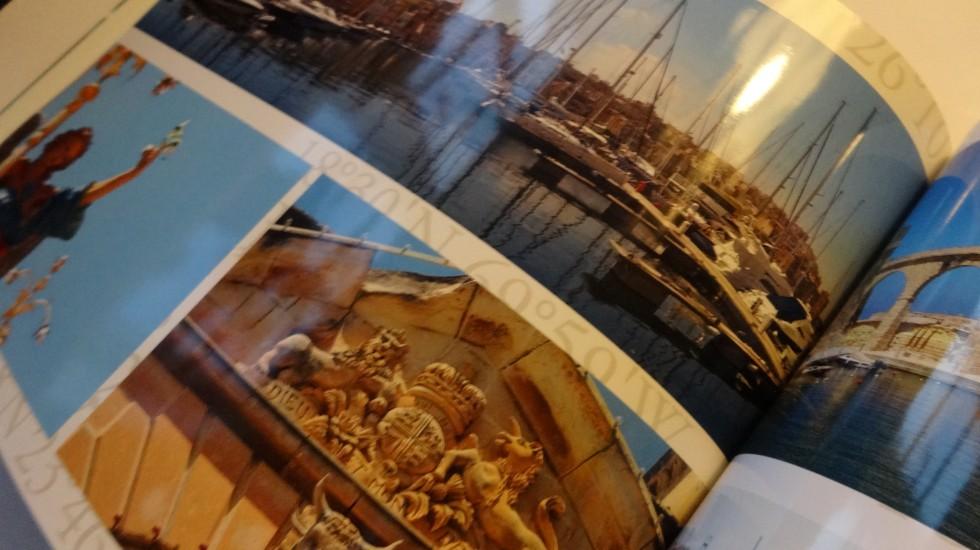 Billeder fra Vittoriosa i Malta.