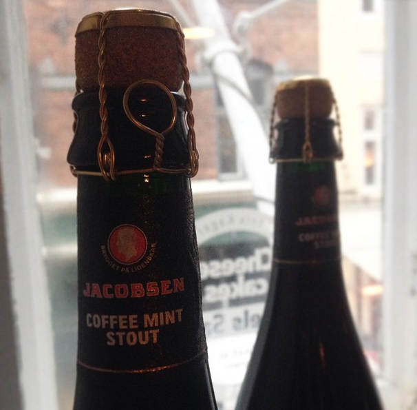 Jacobsen Coffee Mint Stout