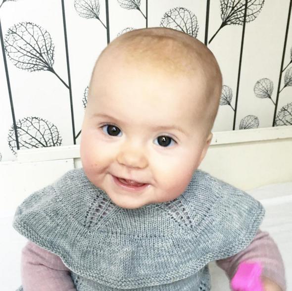 8 måneder Lillesøster