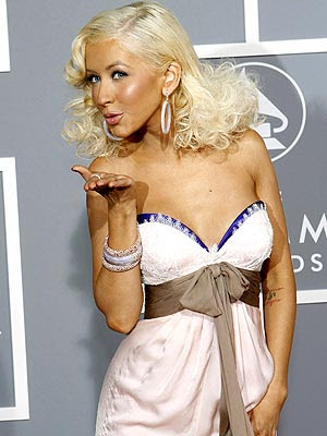 Christina Aguilera for Topshop?