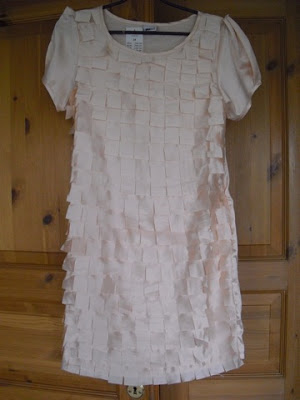 Latest buy: Gina Tricot ruffled dress