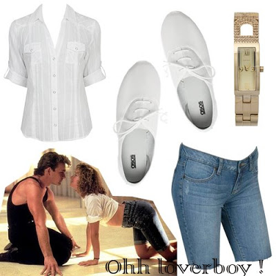 Dress like: Baby from Dirty Dancing # 1