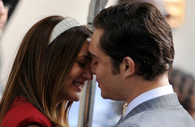 More pics from the set of Gossip Girl