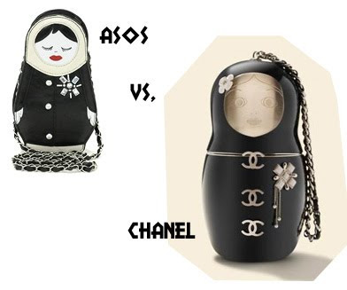 Chanel vs Asos