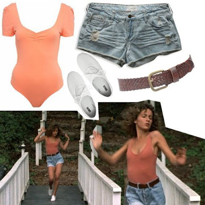 Dress like: Baby from Dirty Dancing # 2