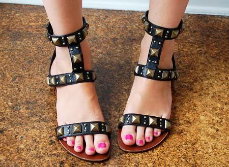 Med til Cypern: Asos sandaler