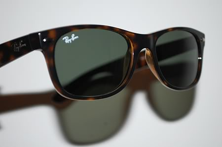 My first RayBans