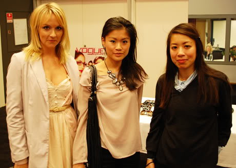 Luxottica SS11 event