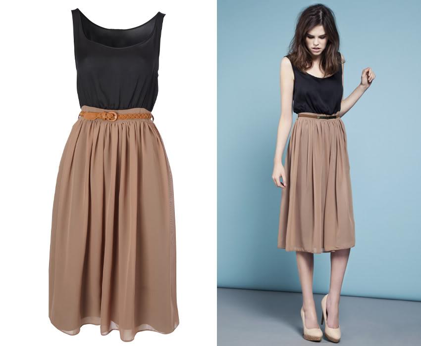 2-in-1 dress fra Primark