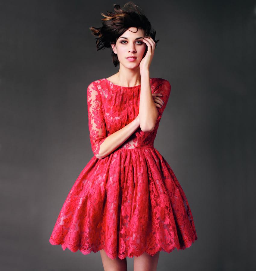 Alexa i min kjole