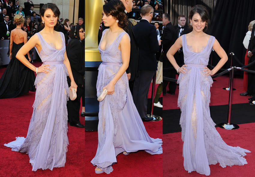 Oscars 2011 - Best dressed