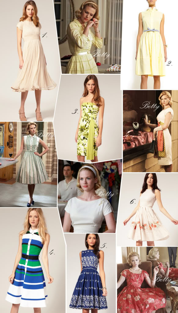 Mad Men Style - Betty