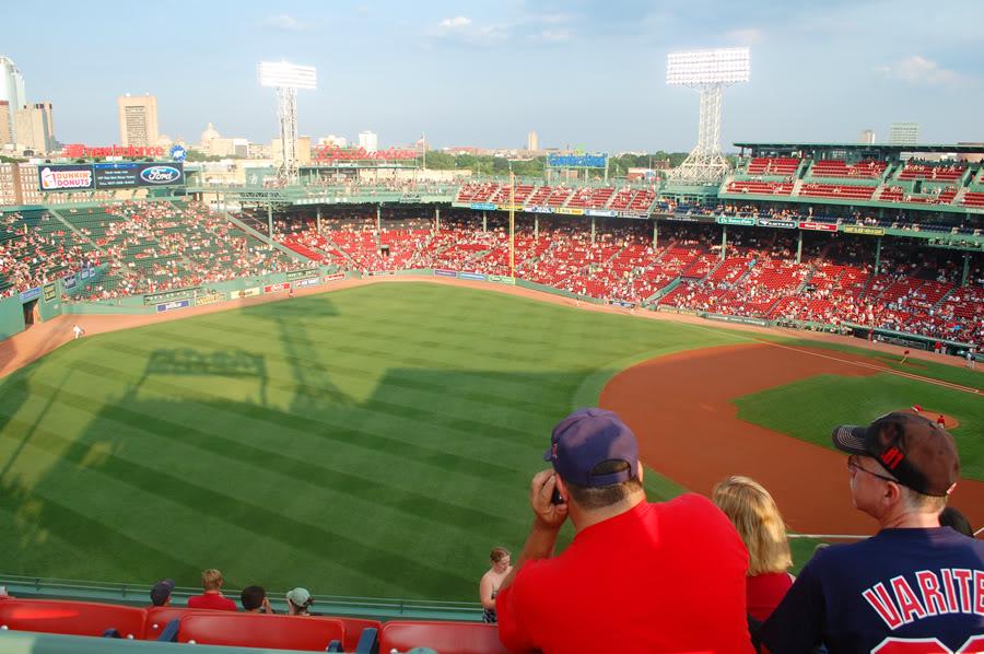 Baseball: Red Sox