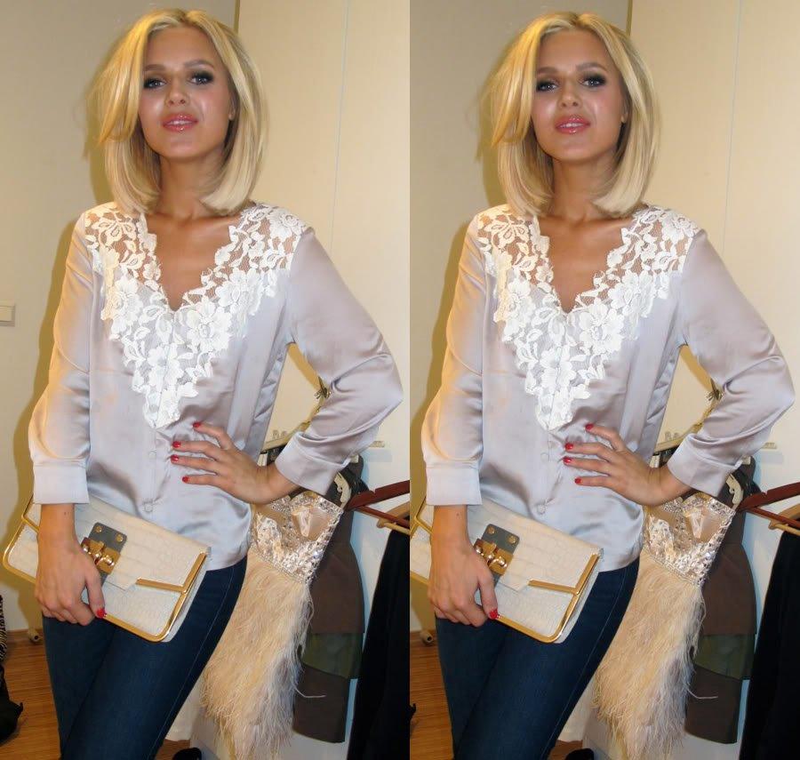 Søger H&M Trend bluse