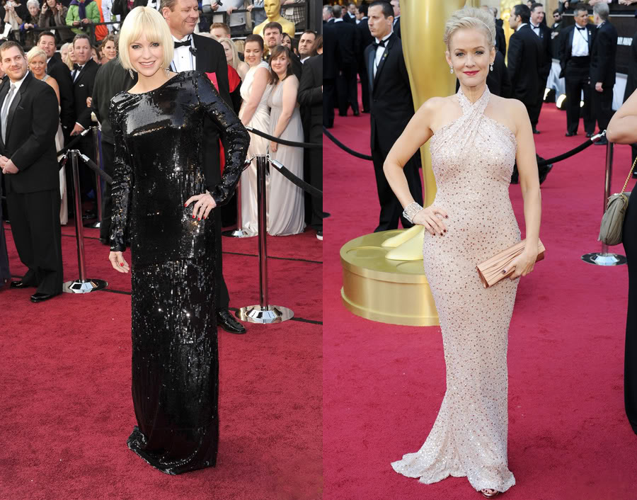 Oscar 2012 - Worst dressed