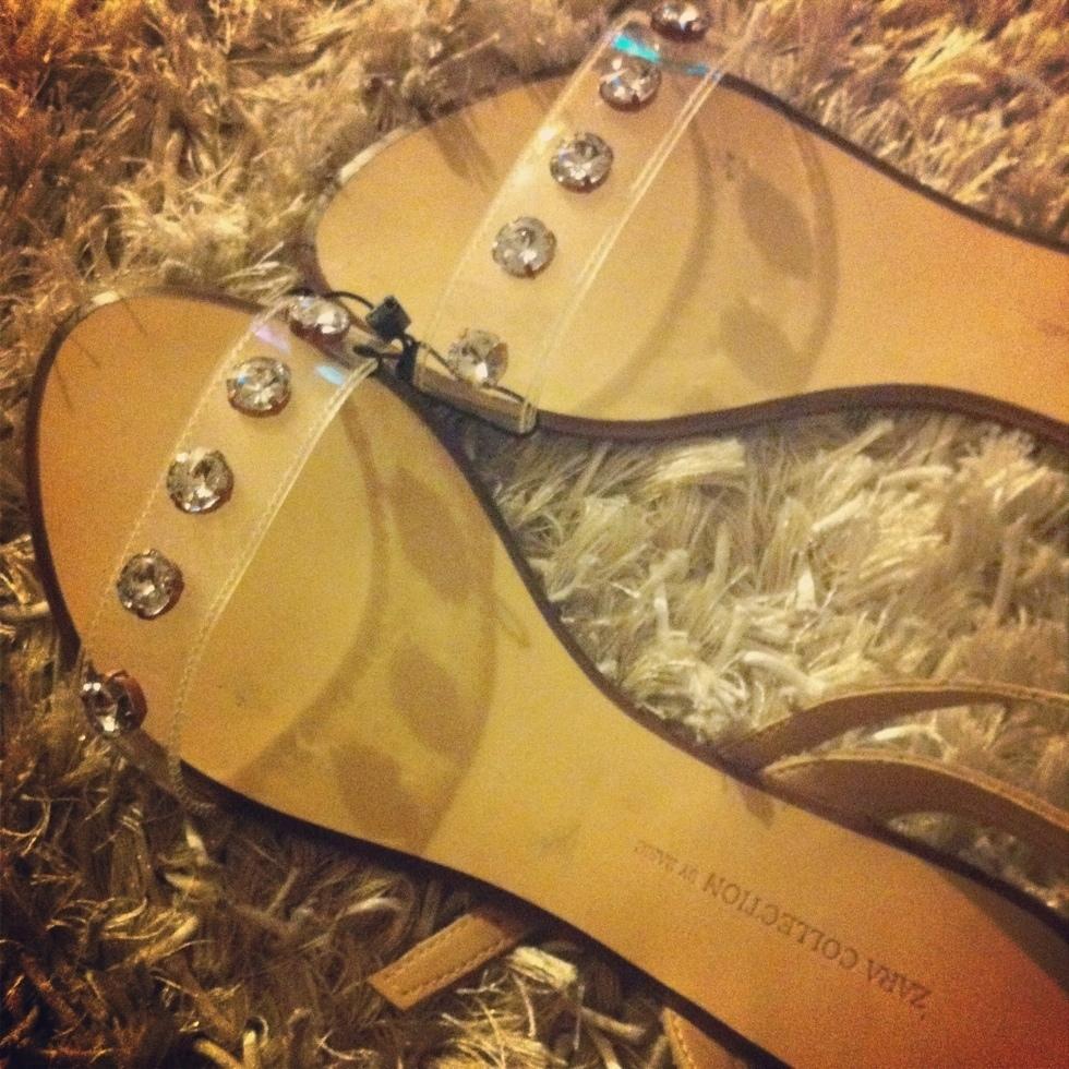 Nye sandaler