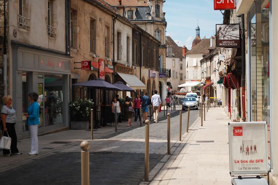 Fra Luxembourg til Lyon (inkl Beaune)