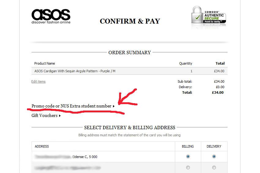 Reminder: ASOS rabatkode udløber i dag