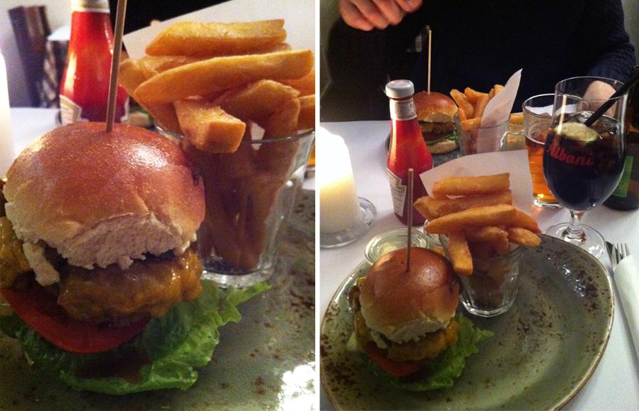 Bedste burger i Odense