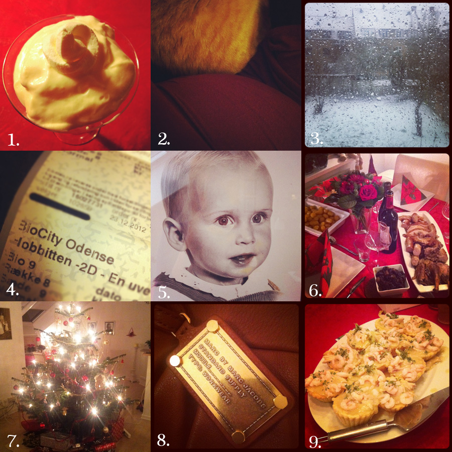 Min jul ala Instagram