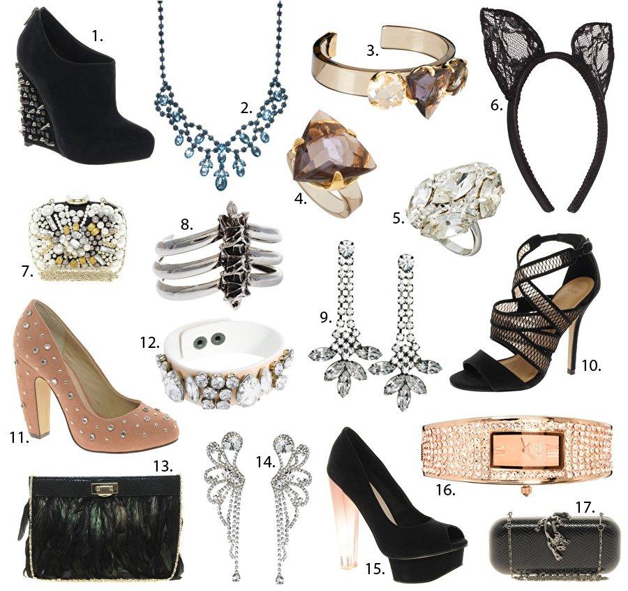 Nytårs accessories