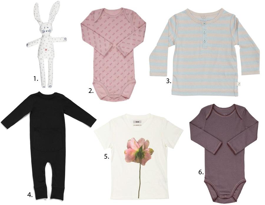 Nyeste babykøb