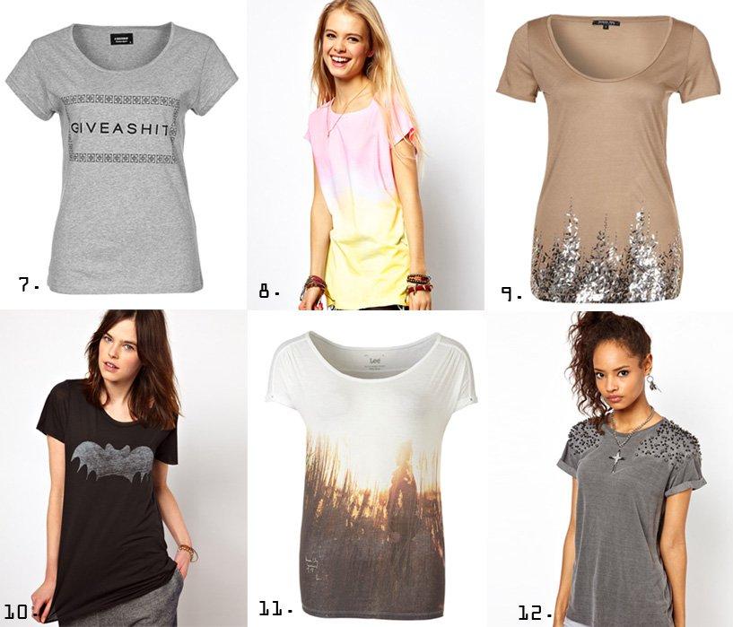 12 fede t-shirts