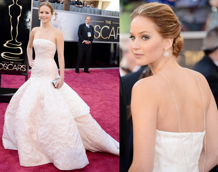 OSCARS 2013 - BEST DRESSED