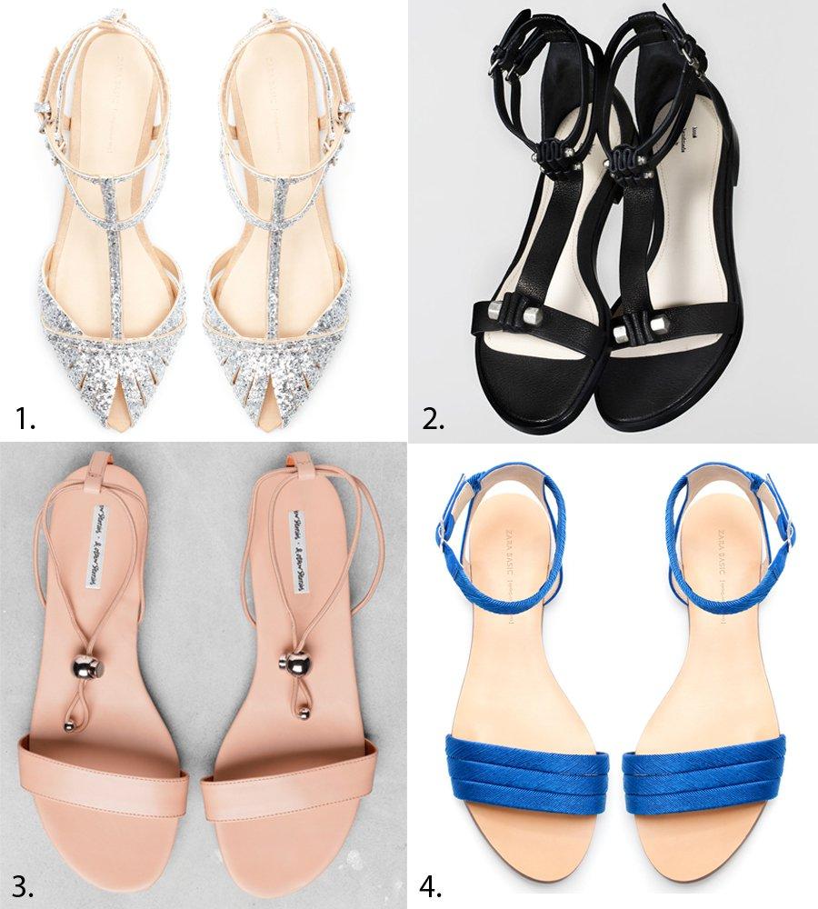 Nye sandaler?