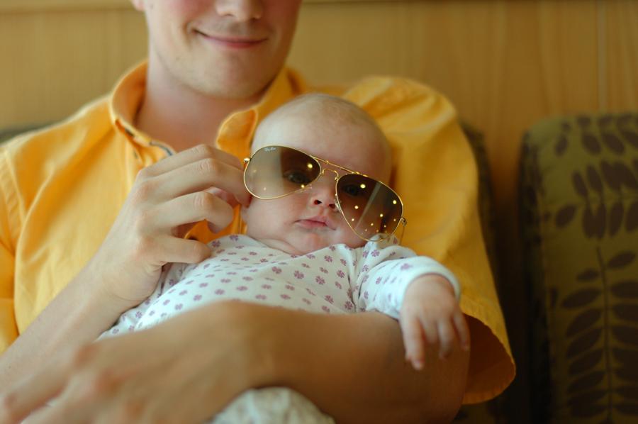 rejse med baby til Barcelona