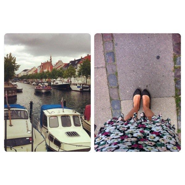 Christianshavn og tilbage igen