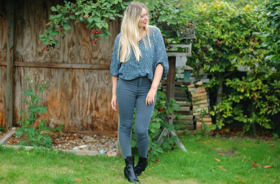 Outfit of the day #241 (+ ECCO konkurrence!)