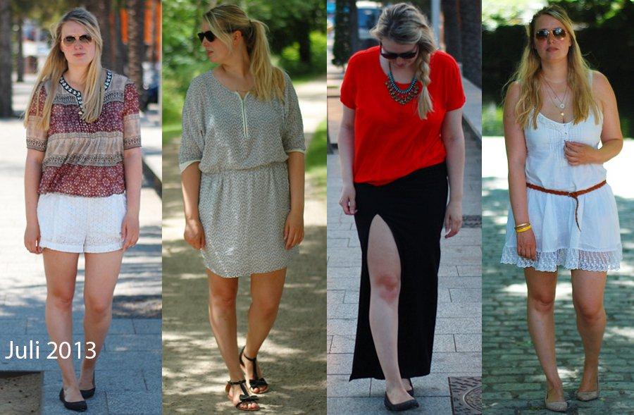 Året 2013 i outfits