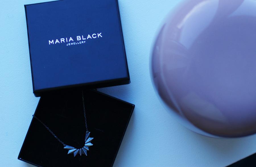 Julegave: Maria Black halskæde