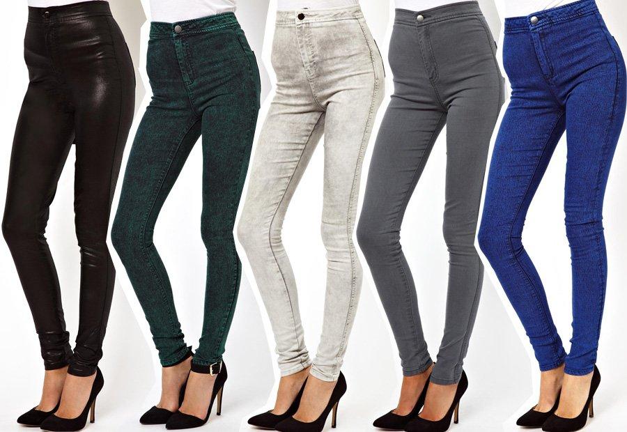Mine yndlings jeans på udsalg