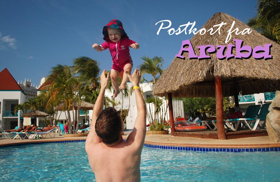Postkort fra Aruba #3