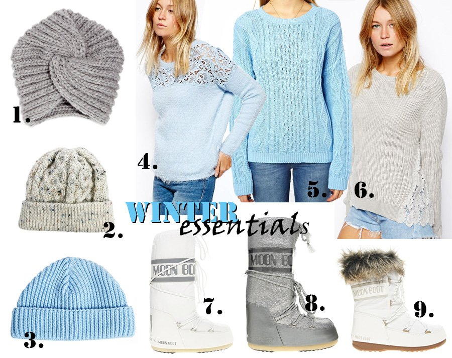 Winter Essentials (aka